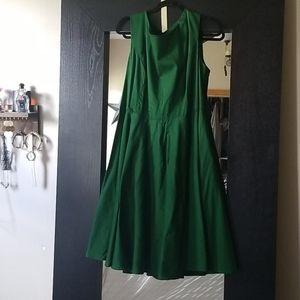 CUTE Swing Dress, crinoline included